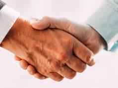 Schmuckbild Handshake