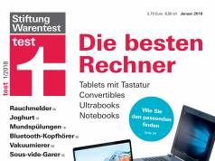 """Auf acht Seiten befasst sich die aktuelle Januar-Ausgabe von """"test"""" mit den Themen Sous Vide-Garen und Vakuumieren."""