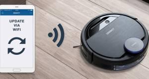 Deebot OZMO 930 von Ecovacs: Künftig mit OTA-Funktion im Haus unterwegs.