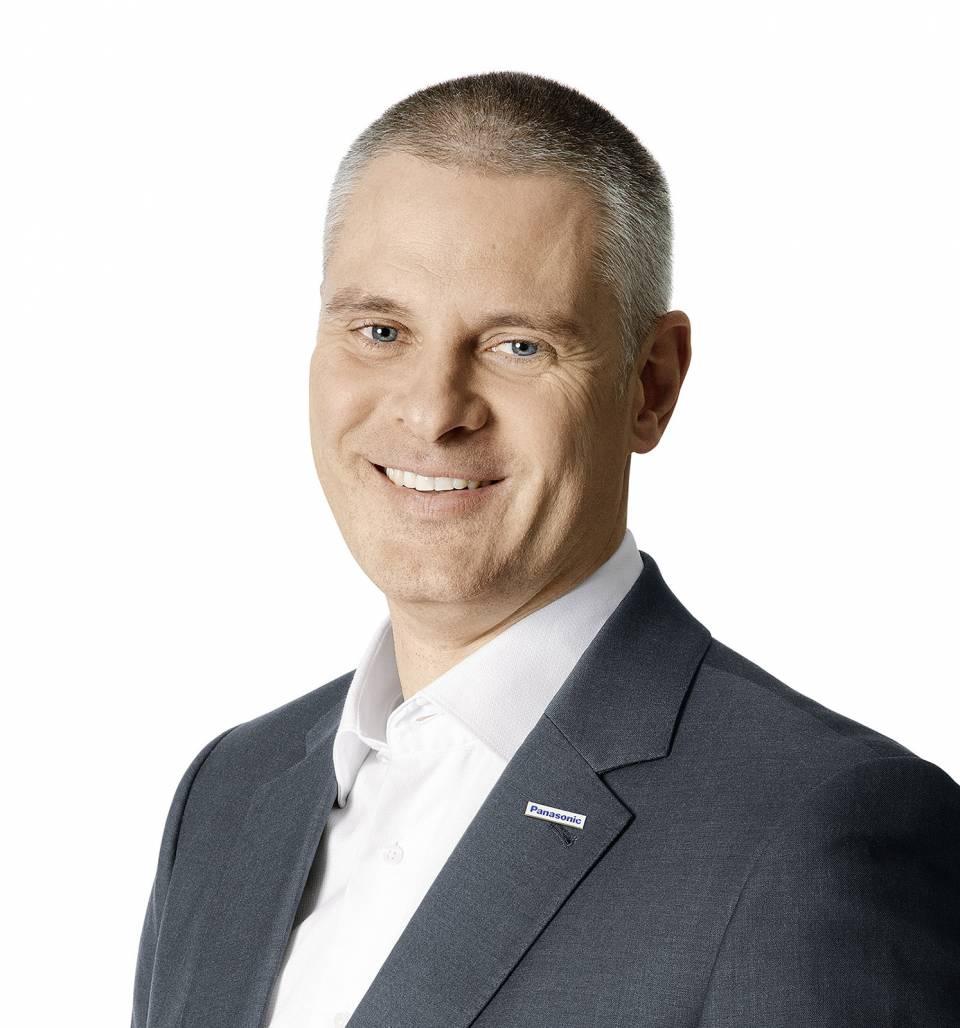 Kai Hillebrandt übernimmt ab April das Management bei Panasonic DACH+NL.