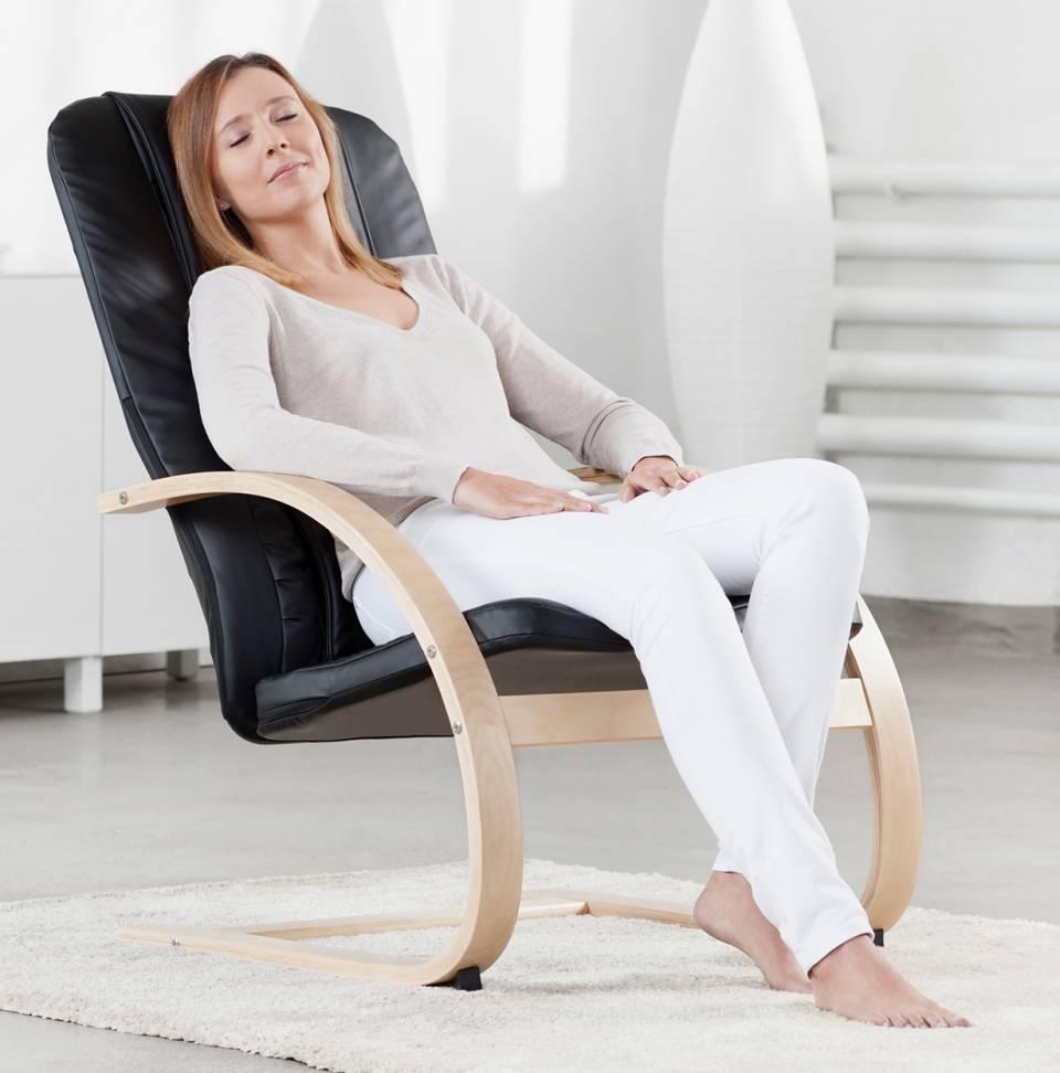 Medisana Relaxsessel RC 420 in klassisch-modernem Design.