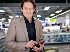 Martin Wild ist ab sofort Chief Innovation Officer (CINO) der MediaMarktSaturn Retail Group.
