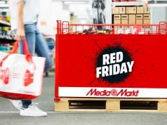 Red Friday im Media Markt