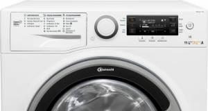 Bauknecht Waschtrockner WATK SENSE 117D6 EU mit SteamCare Knitterschutzprogrammen.