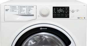 Bauknecht Waschtrockner WT 86G4 DE für 8 kg Waschen und 6 kg Trocknen.