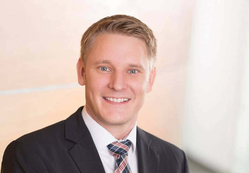 """""""Wir stehen stets in engem Kontakt mit unseren Fachhändlern"""", Sebastian Kebbe, Vertriebsleiter Deutschland bei Beurer."""