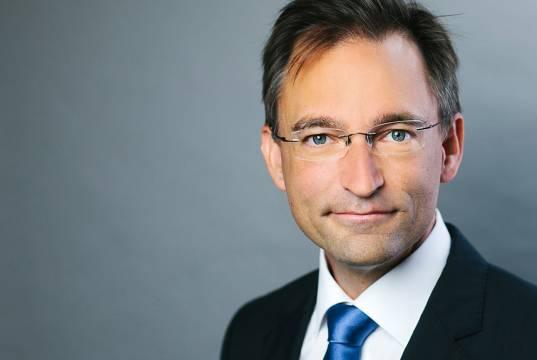 Übernimmt zum 1. März den Vorsitz der Geschäftsleitung bei Küppersbusch: Hannes Kolb.