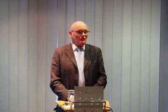 Zog eine hoch zufriedene Bilanz des Zukunfts-Workshop: Berthold Niehoff.