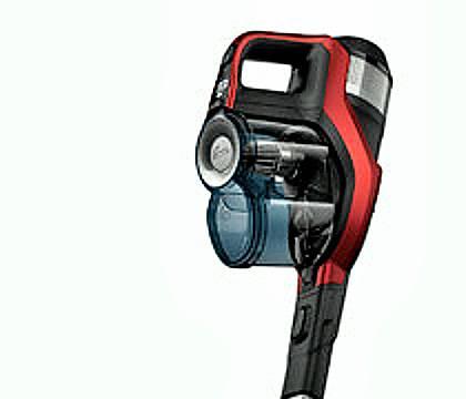 Der Philips Akkustaubsauger SpeedPro Max FC6823/01