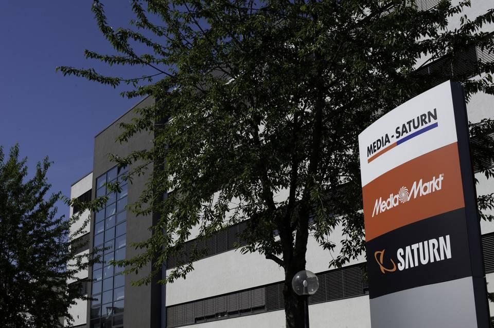 Media Saturn Hauptverwaltung in Ingolstadt