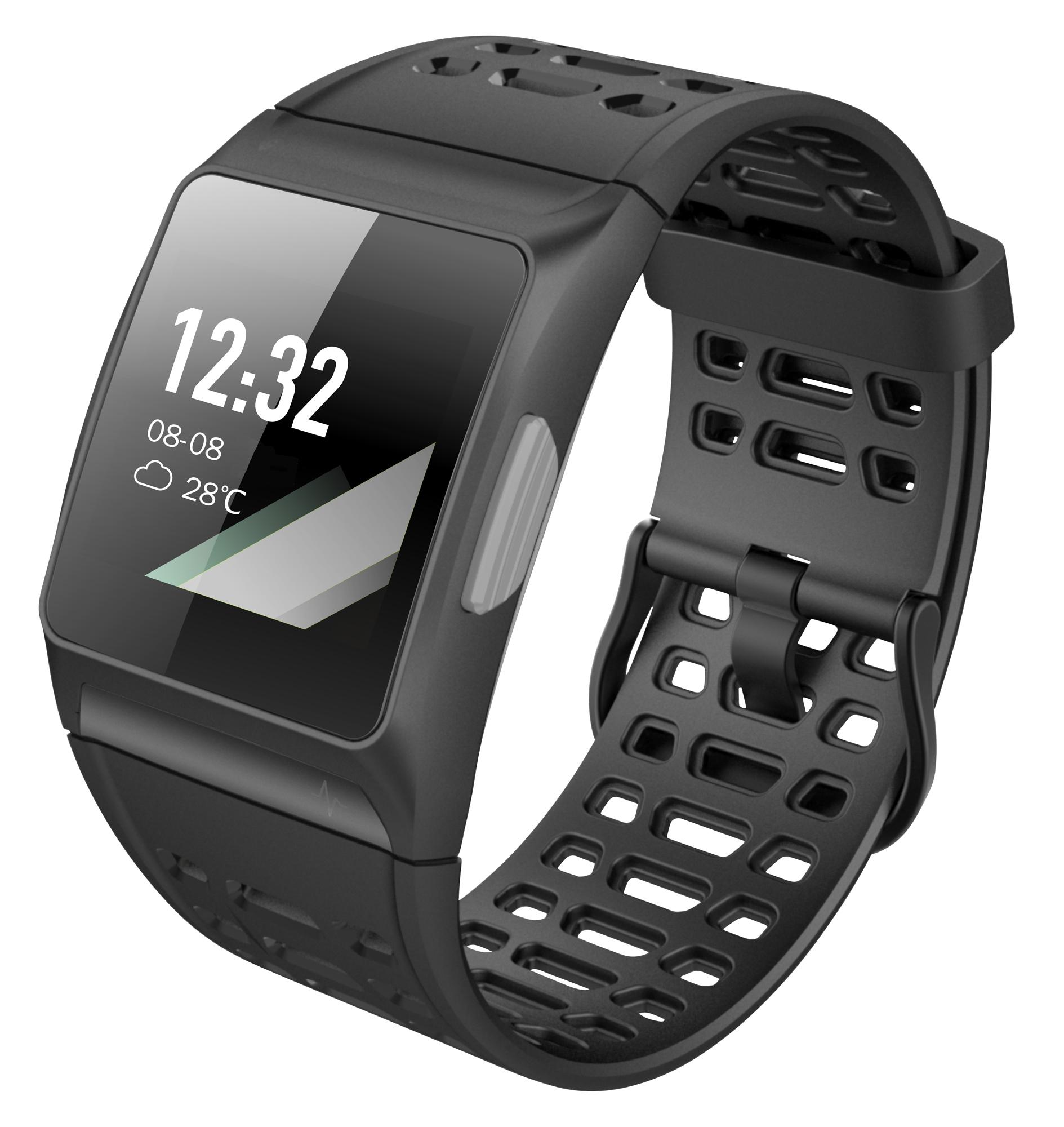 <h1>newgen medicals GPS-Sportuhr SW-250.hr</h1><h3 style='font-size: 20px; margin: 0px 0px 15px 0px;'> -Bluetooth, Fitness, Puls, Nachrichten</h3>