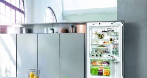 Den Testsieg bei den Einbaugeräten holte die Kühl-Gefrier-Kombi ICBP 3266 von Liebherr.