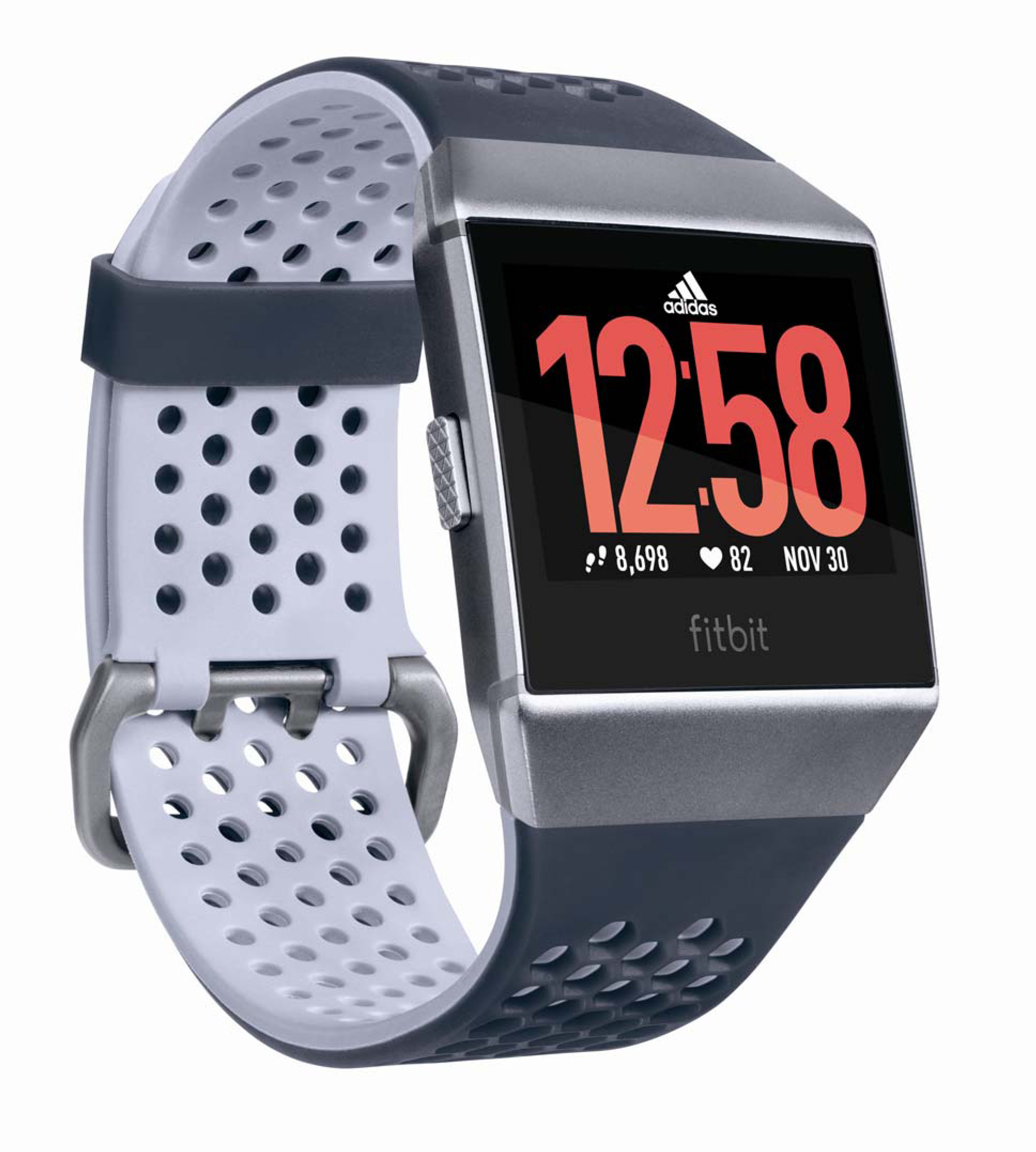 fitbit fitness uhr ionic adidas edition. Black Bedroom Furniture Sets. Home Design Ideas
