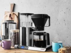 Die Filterkaffeemaschine Gastroback Design Brew Advanced ist auch optisch ein Hingucker in der Küche.