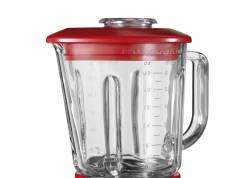 KitchenAid Blender Artisan 5KSB5553 mit Intelli-Speed-Steuerung.