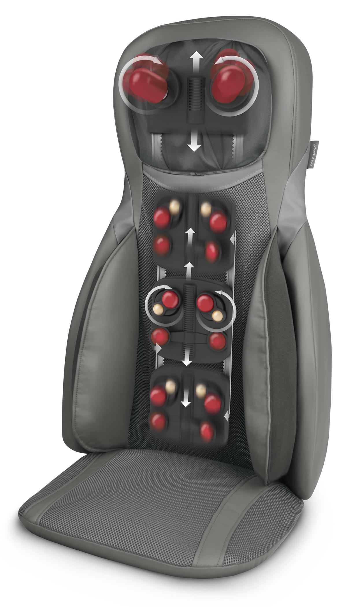 medisana massage sitzauflage mc 826