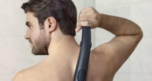 Philips Bodygroom Series 5000 rasiert und trimmt den gesamten Körper.