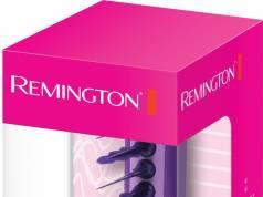 Remington Haarentwirrbürste Tangled2Smooth auch für Kinderhaare geeignet.