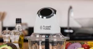 Russell Hobbs Zerkleinerer Horizon 24661-56 mit Glasbehälter.