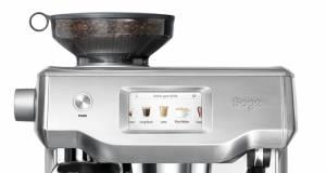 Sage Espresso-Maschine Oracle Touch ist eine vollautomatische Siebträgermaschine.