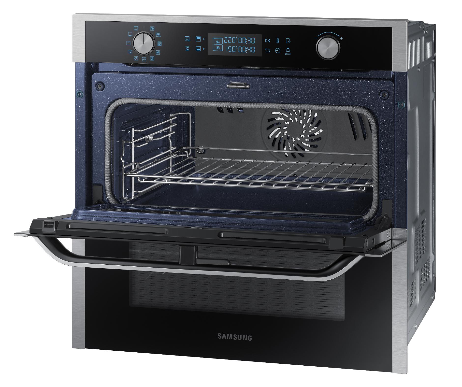 samsung backofen dual cook flex nv7000. Black Bedroom Furniture Sets. Home Design Ideas