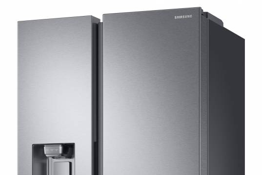 Side By Side Kühlschrank French Door Samsung : Black stainless french door refrigerators refrigerators the mit
