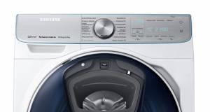 Samsung Waschtrockner WD8800 mit Speed Wash&Dry.