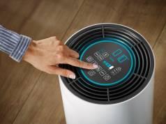 Soehnle Luftreiniger Airfresh Clean Connect 500 für Räume bis 55 qm.