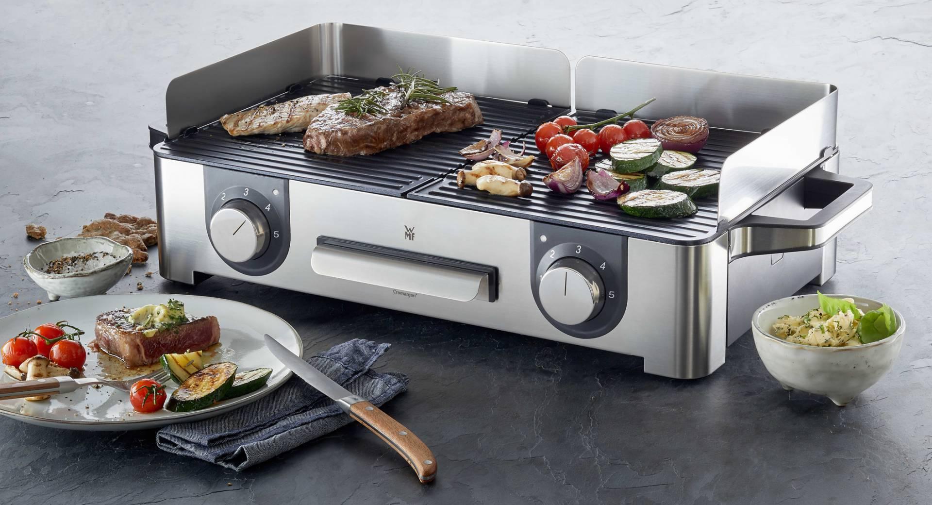 Wmf Cromargan Elektrogrill : Wmf lono master grill ab u ac günstig im preisvergleich kaufen