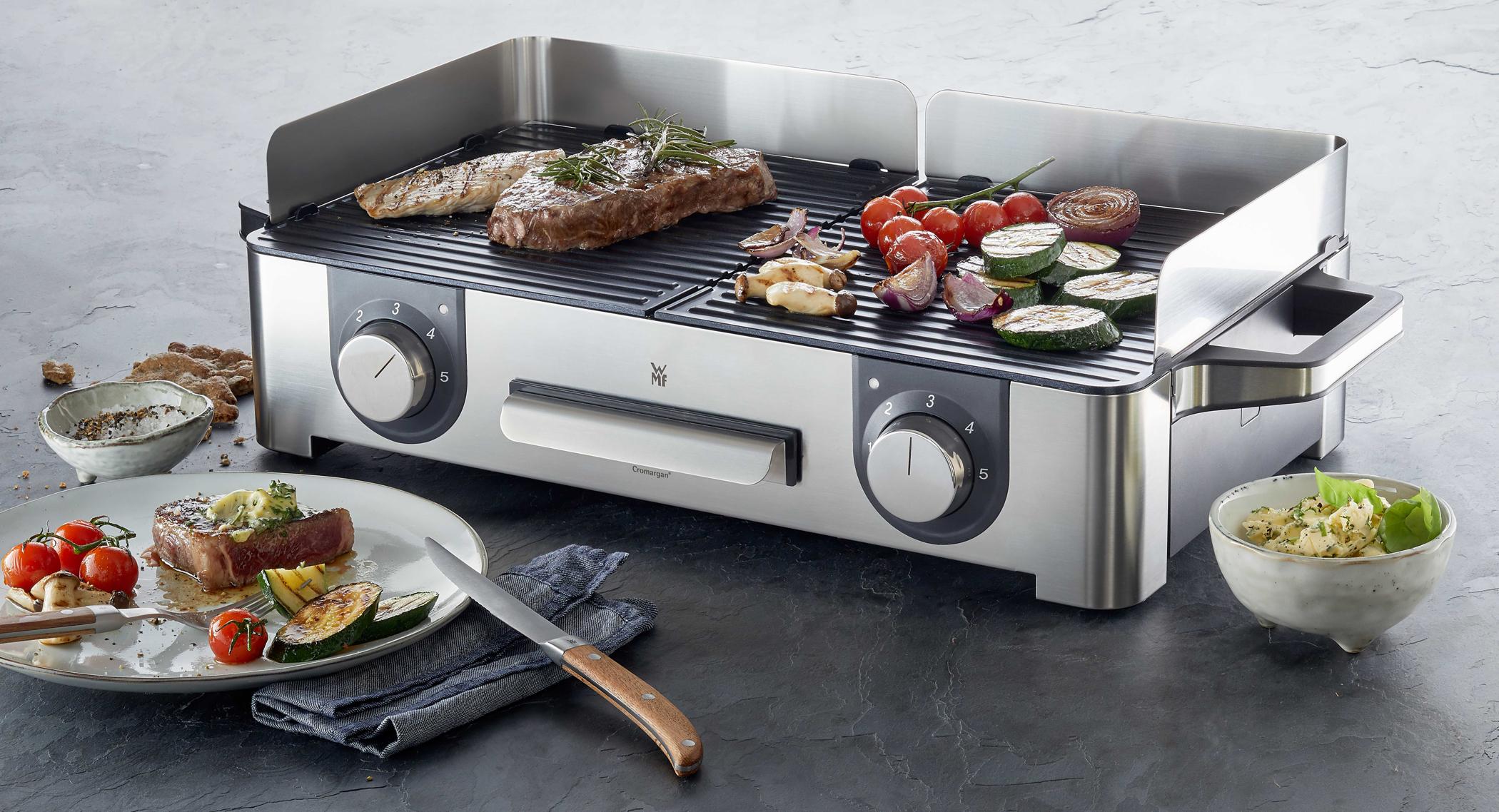 Wmf Elektrogrill Lono Family Test : Wmf grill lono master grill