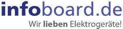 Logo infoboard.de - LEB Dein Elektrogerät!