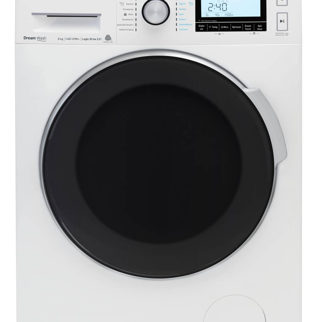 amica waschmaschine dreamwash wa 484 100 w. Black Bedroom Furniture Sets. Home Design Ideas