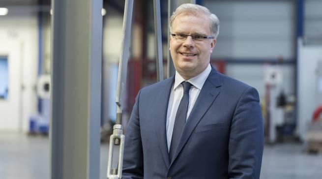 Ulrich Cramer verantwortet seit 2015 die kaufmännischen Belange bei Severin.