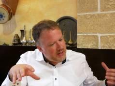 Markus Bisping, seit November 2016 Außendienst- und Vertriebsleiter für den Fachhandel beim Ulmer Gesundheitsspezialisten Beurer