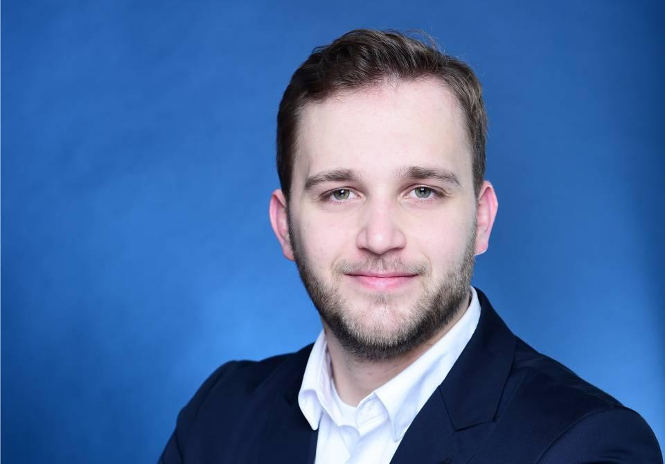 Neuer Gebietsverkaufsleiter Ost für Amica: Gordon Groth.