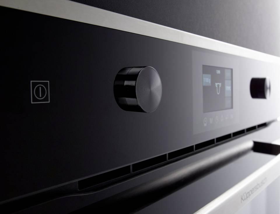 Prämiert: Backofen B 6350.0 aus der Comfort+ Produktwelt von Küppersbusch.