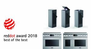 LG ist einer der großen Gewinner bei den diesjährigen Red Dot Awards.