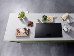 Top-Technologie, zeitloses Design: Induktionskochfeld KY-T937VL von Panasonic.