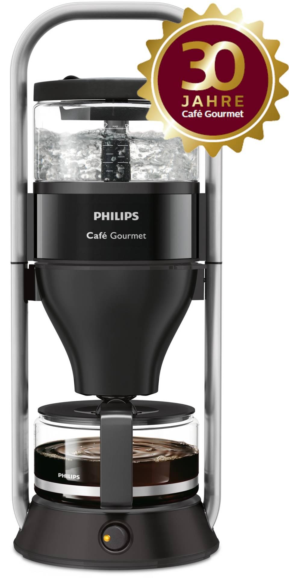 Seit 30 Jahren erfolgreich: Café Gourmet.