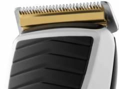 Remington Haarschneider ProPower Titanium HC7130 mit titanbeschichteten Klingen.