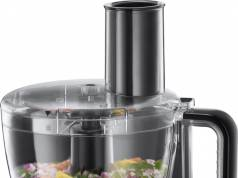 Russell Hobbs Food Processor Desire mit Standmixeraufsatz, Teigwerkzeug und Emulgiereinsatz.