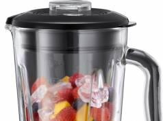 Russell Hobbs Glas-Standmixer Desire mit Impuls-/Ice-Crush-Funktion.