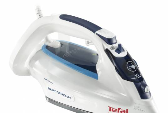 Tefal Dampfbügeleisen Smart Protect FV4980 mit Smart Technology.