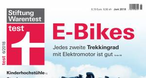 Cover Stiftung Warentest