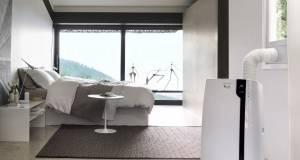 De'Longhi Klimagerät Pinguino, PAC EX 100 Silent mit Energieeffizienz A++.