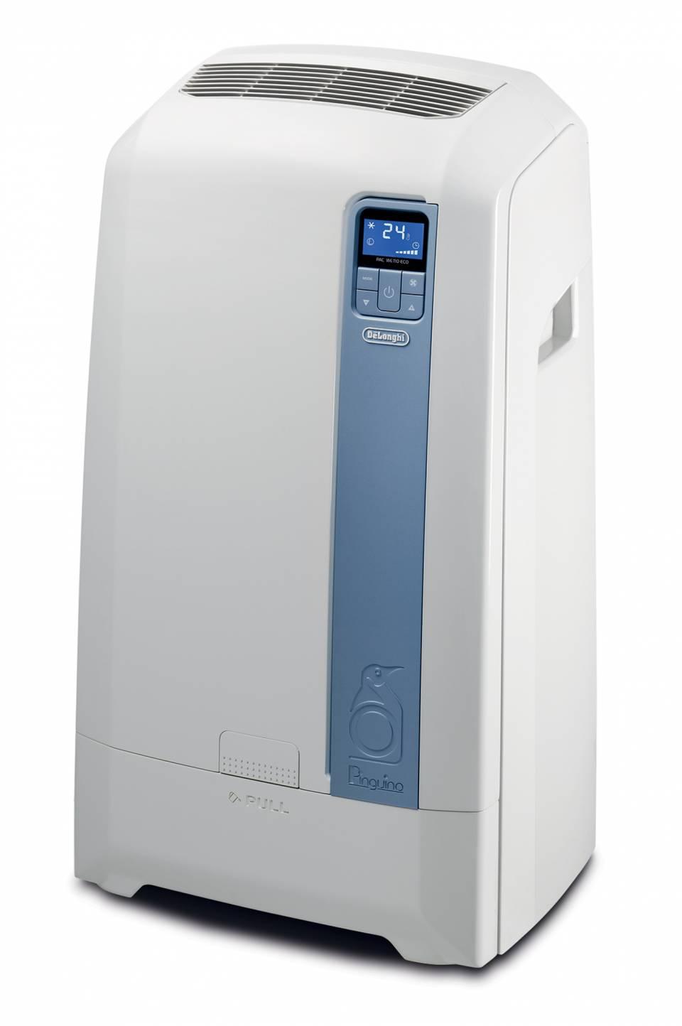 De'Longhi Klimagerät Pinguino PAC WE 112 Eco mit Turbo-Funktion.