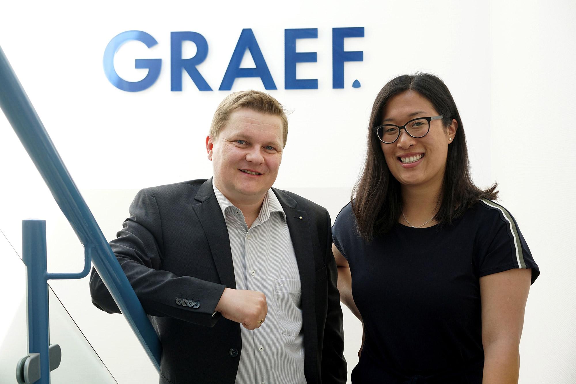 Ralf Heinitz verstärkt Graef