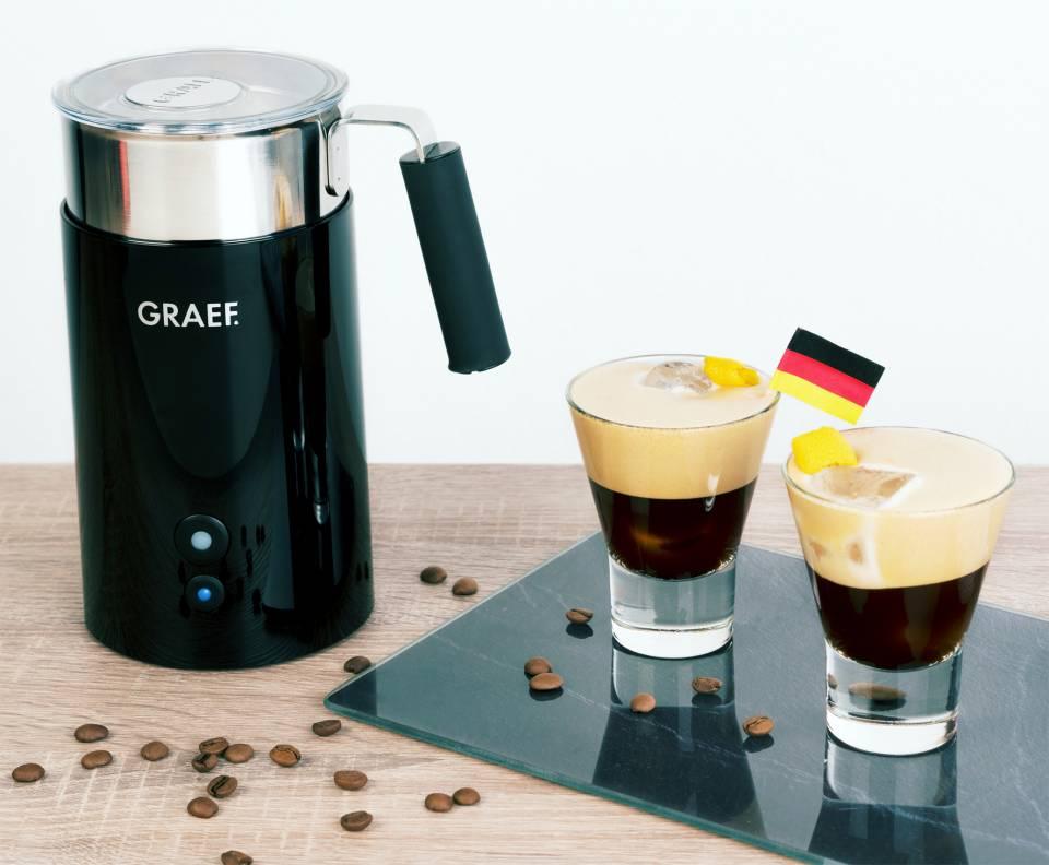 Graef spendiert Caffè Shakerato-Gläser