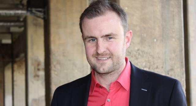 Florian Treiß, Herausgeber Locationinsider.de auf dem Mobilisten-Talk