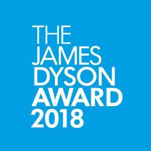 Logo James Dyson Award 2018